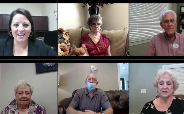 Residents Panel Webinar