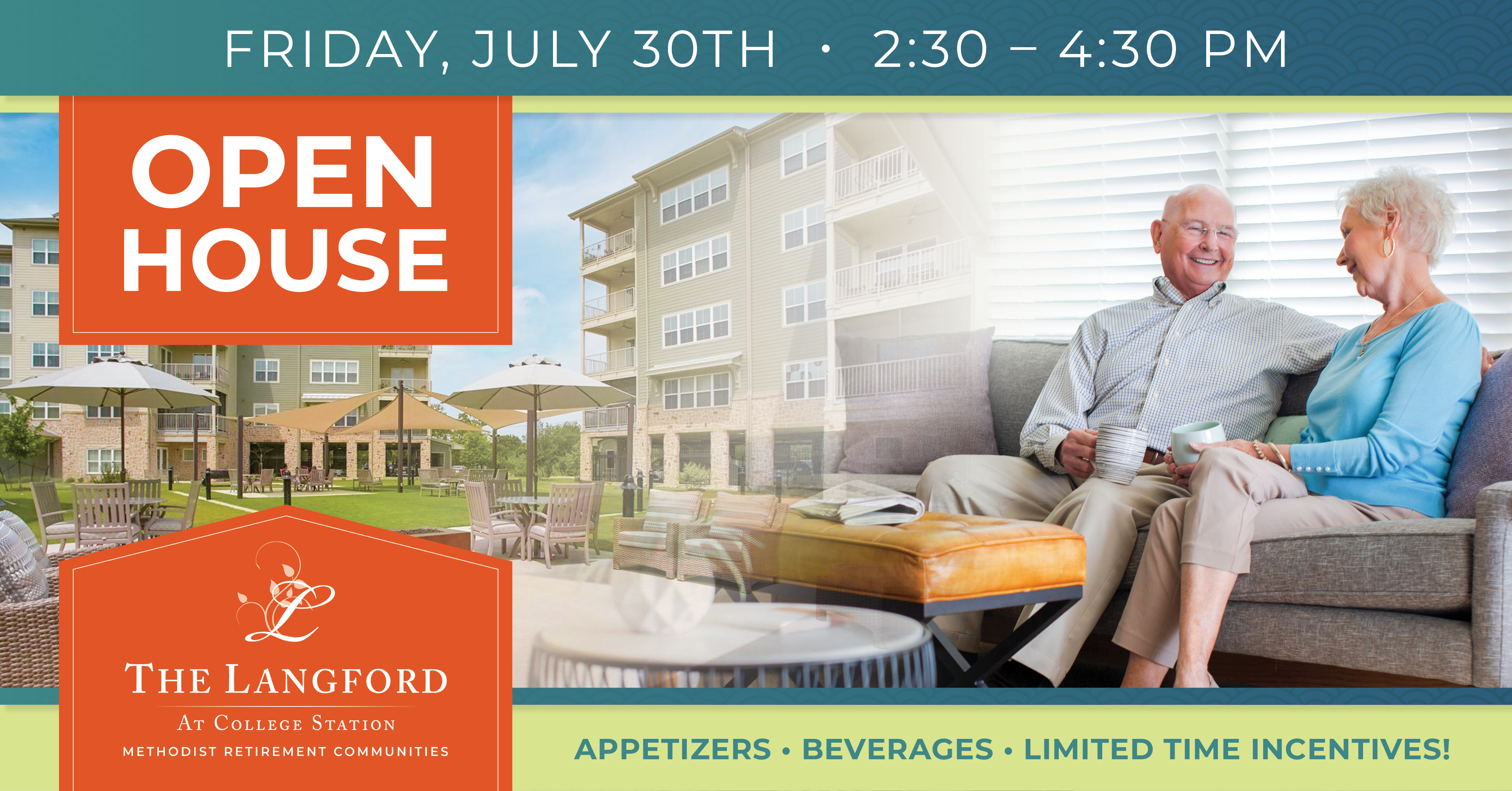 The Langford OPEN HOUSE!