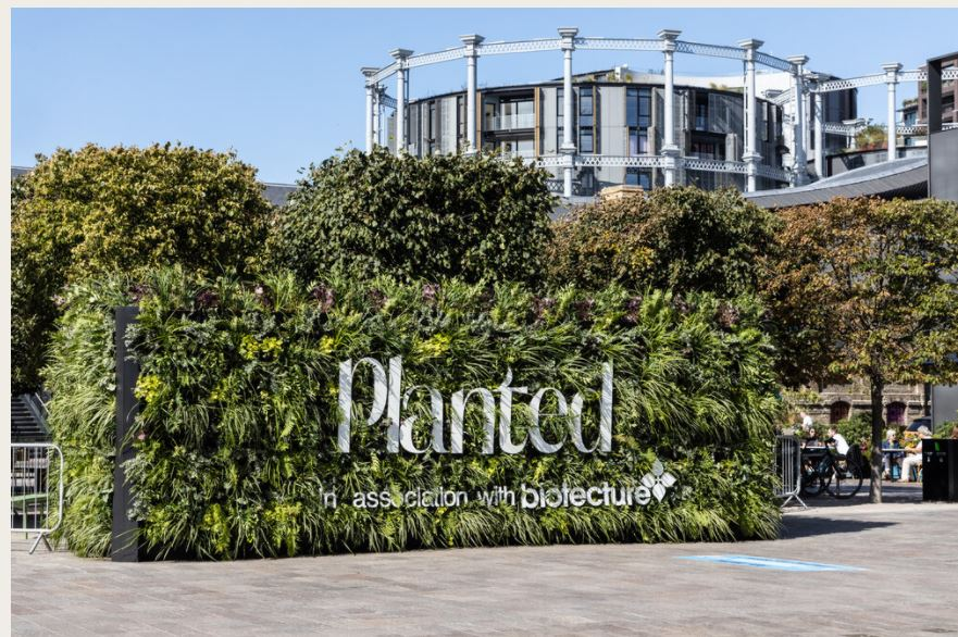Reconnecting nature and spaces at Planted 2021