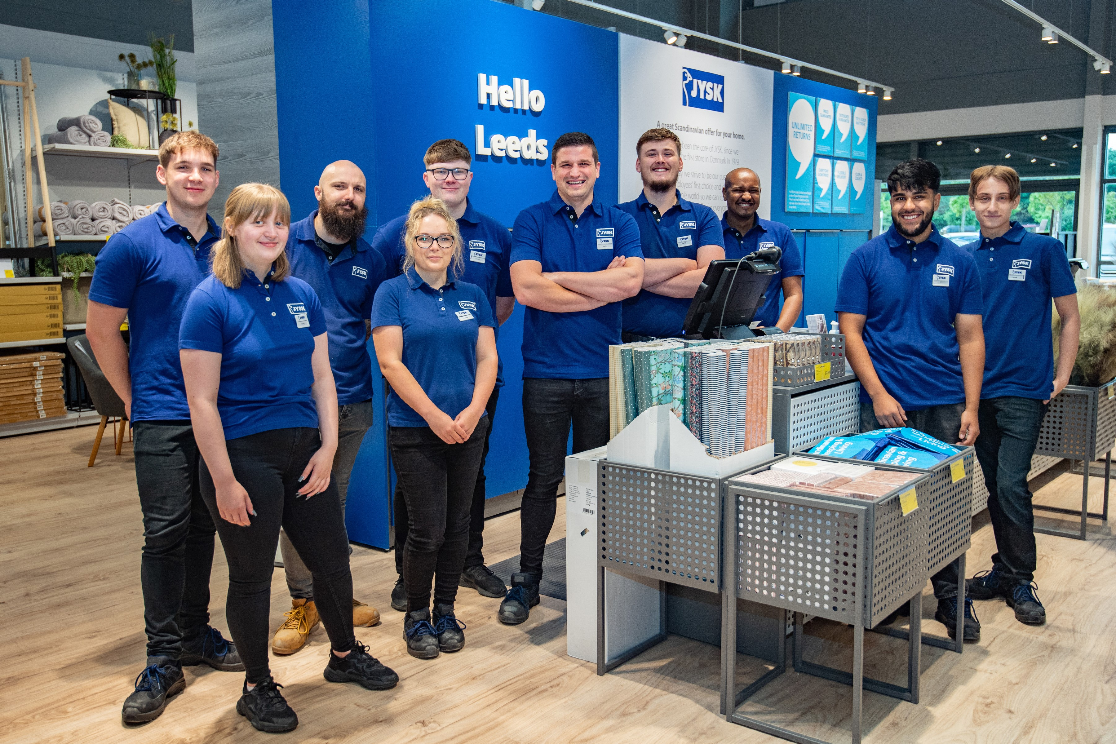 JYSK powers on with UK expansion and opens Leeds store