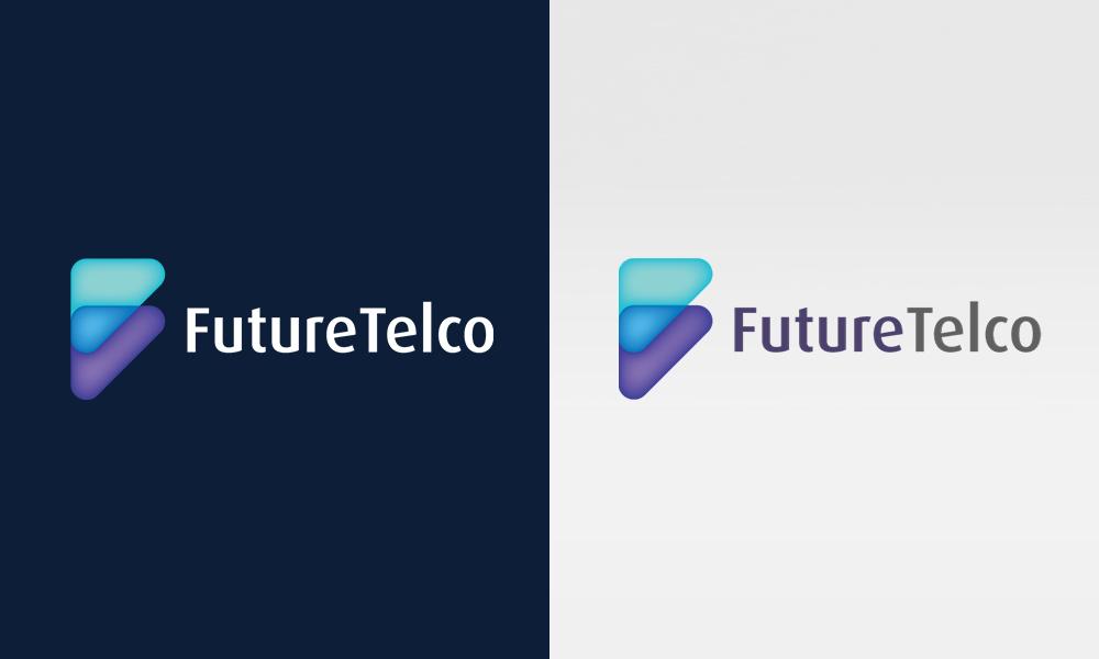 FutureTelco Logo Design