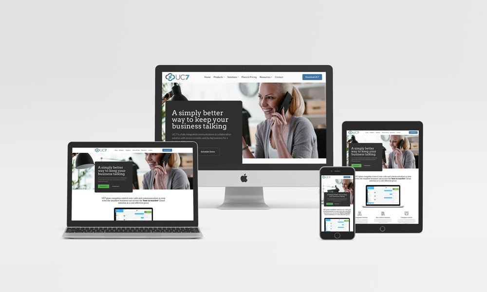 UC7 Website Example