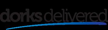 Dorks Delivered Logo