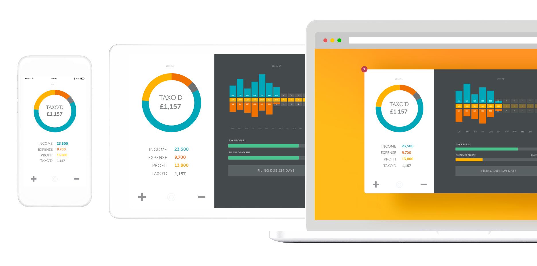 TAXO'D app - Choose you tax weapon (IOS or web-app)