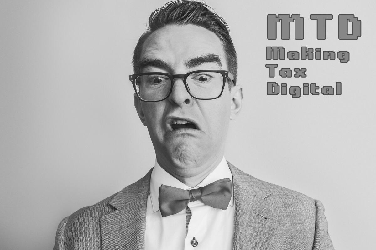 TAXO'D blog - Making Tax Digital