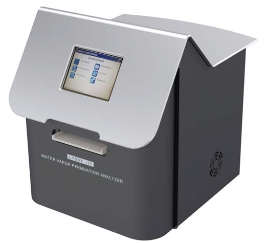 Enhanced water vapor permeability analyzer