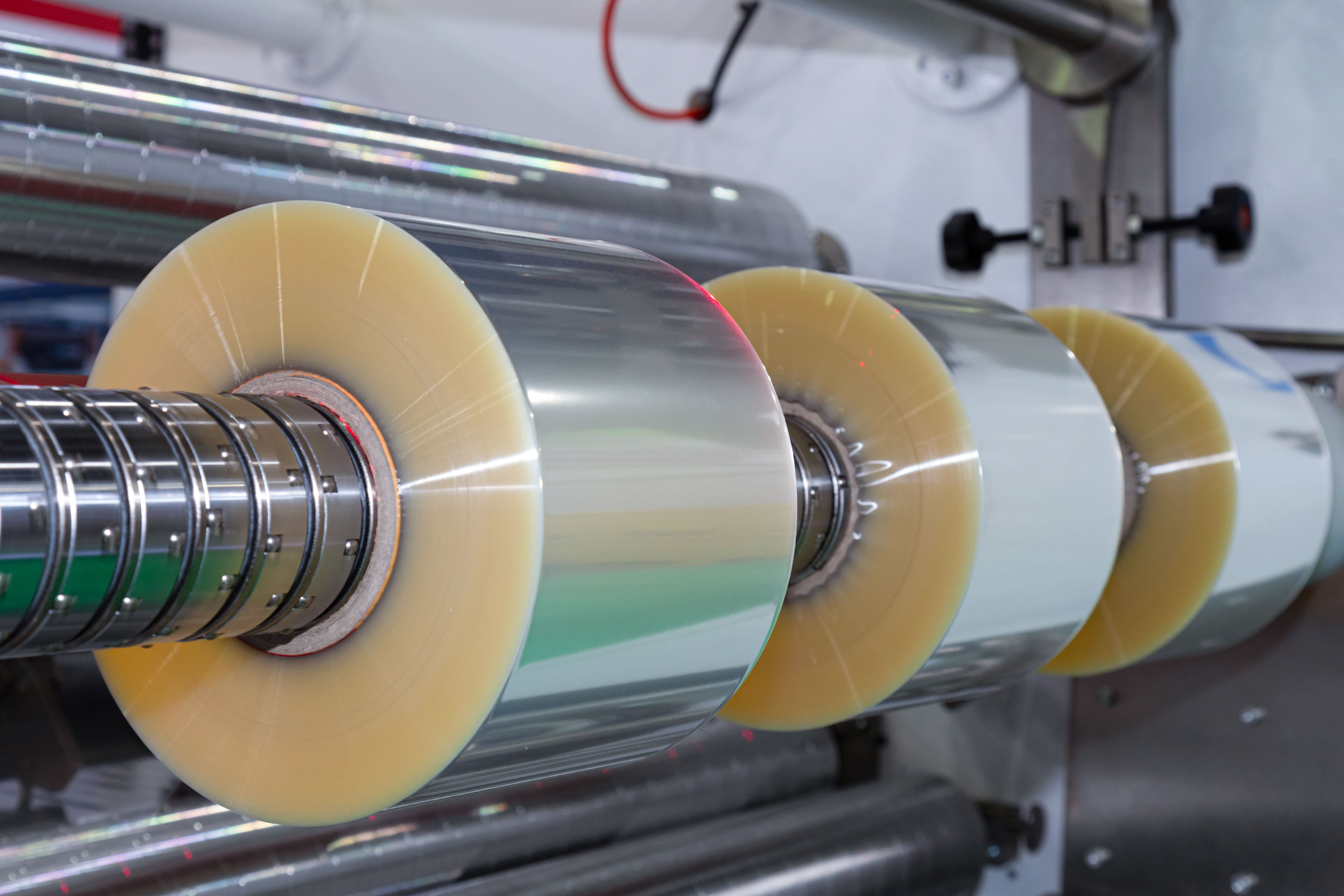 Film Adhesives & Flexible Packing