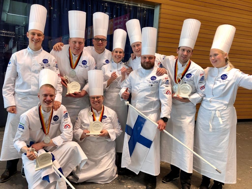 fazer-culinary-team-celebrating-silver