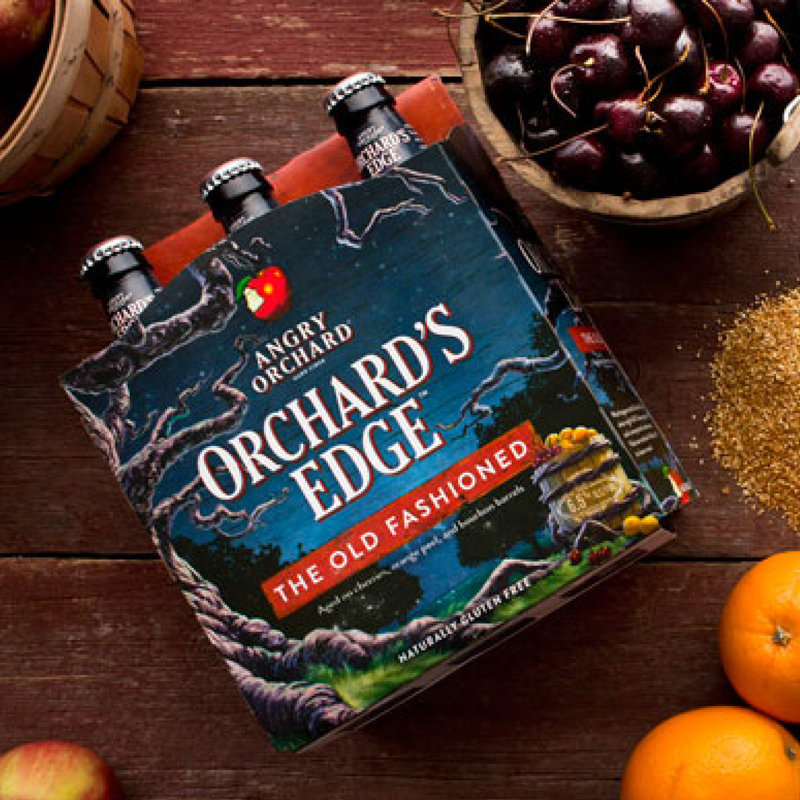 Angry Orchard – Orchard's Edge