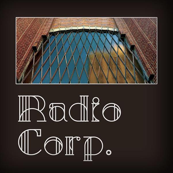 Radio Corp. Typeface