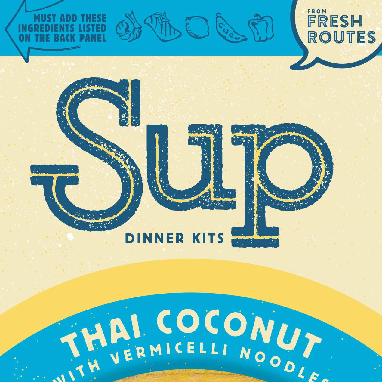 Fresh Routes SUP Dinner Kits