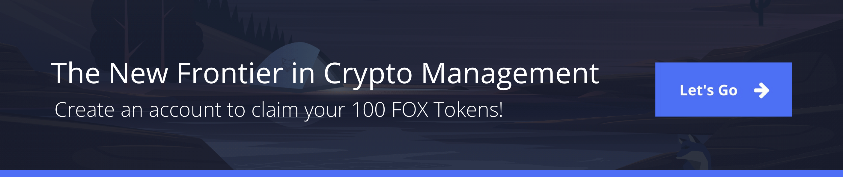 Claim your 100 FOX tokens by creating a verified ShapeShift account.