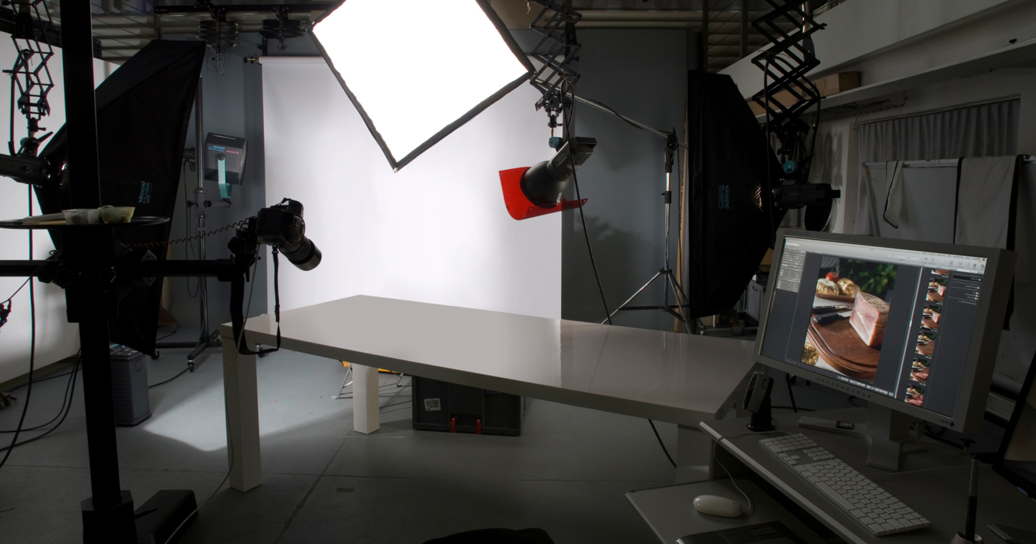 Fotostudio für Fotografie und Video spezialisiert auf Food