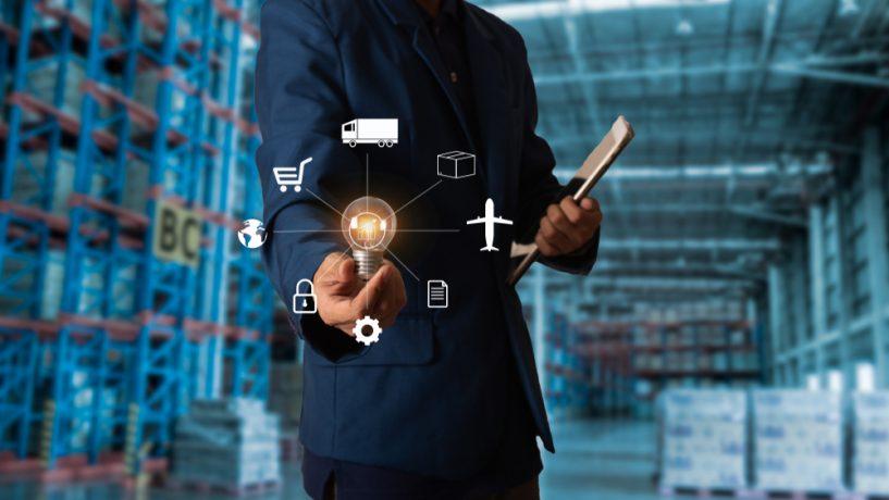 Como uma Plataforma Logistica melhora a eficiencia da loja