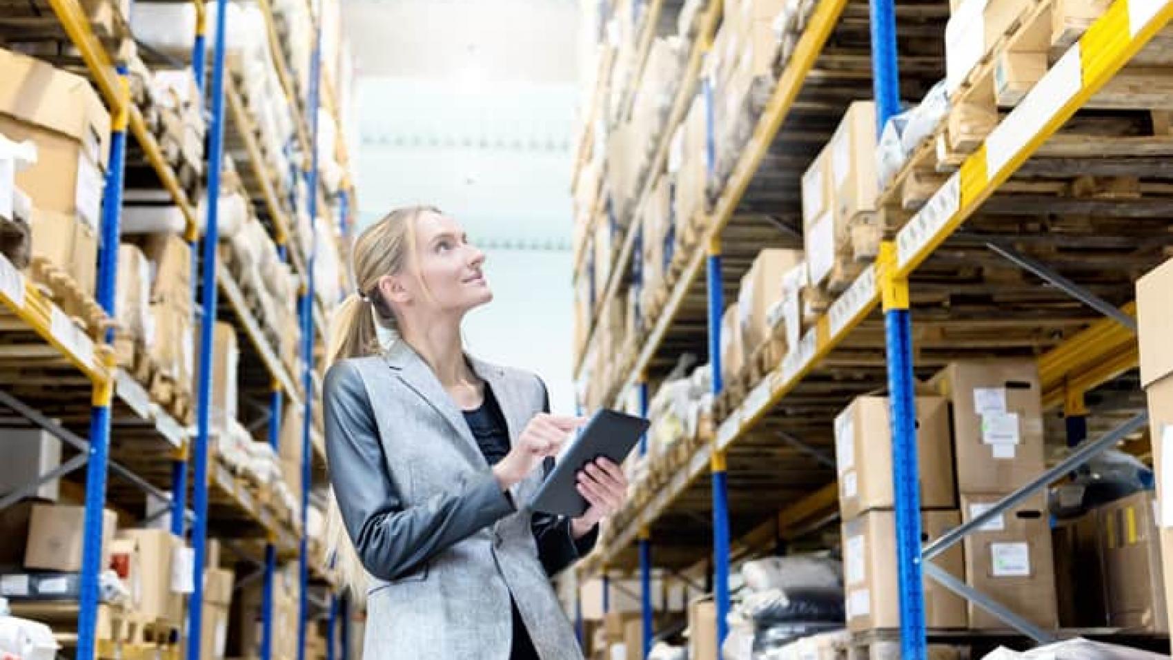 Conheça os principais tipos de sistemas de armazenagem logística