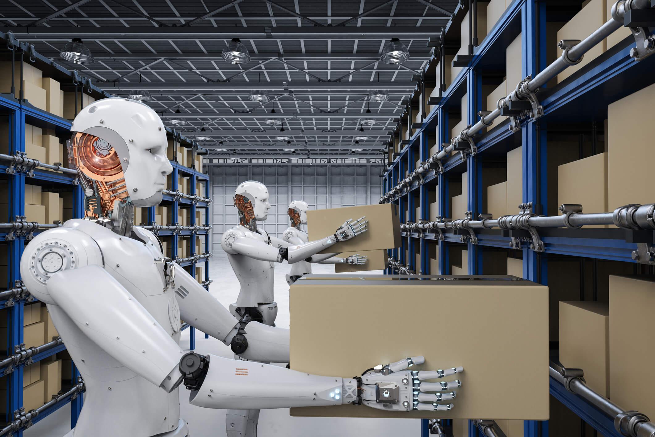Inteligência Artificial e Logística: o que está por trás de uma boa gestão