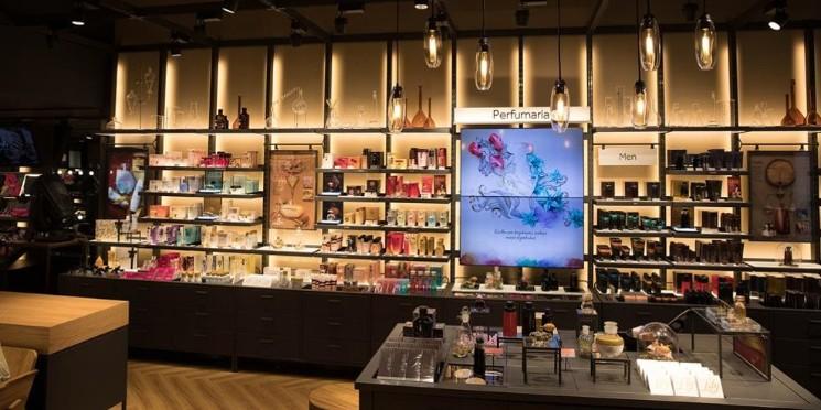 Logística para Loja de cosmeticos
