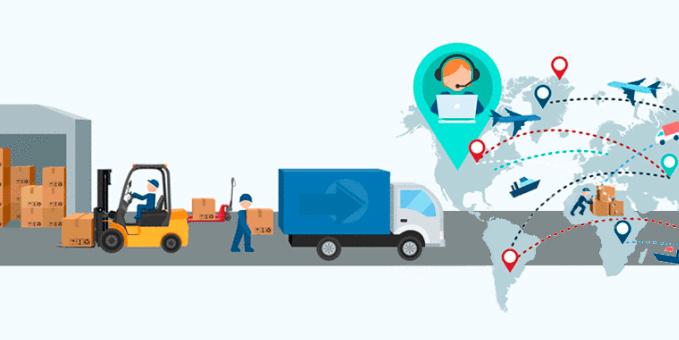 Tome decisões mais inteligentes em seus processos logísticos