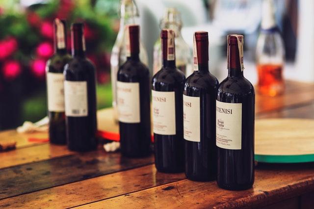 logistica para loja de vinhos