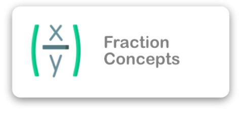 Fraction Concepts Icon