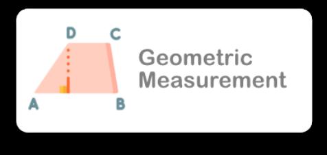Geometric Measurement Icon