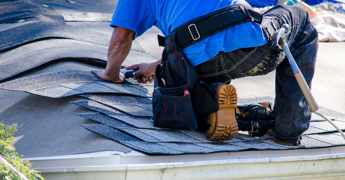 Roof Repair Tips - How To Find & Fix a Leak | Today I'm Home