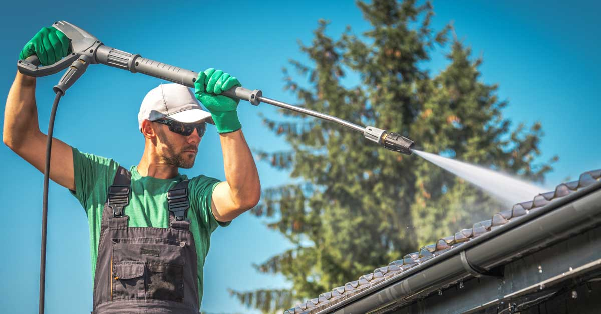 How To Clean Your Gutters The Right Way | Today I'm Home