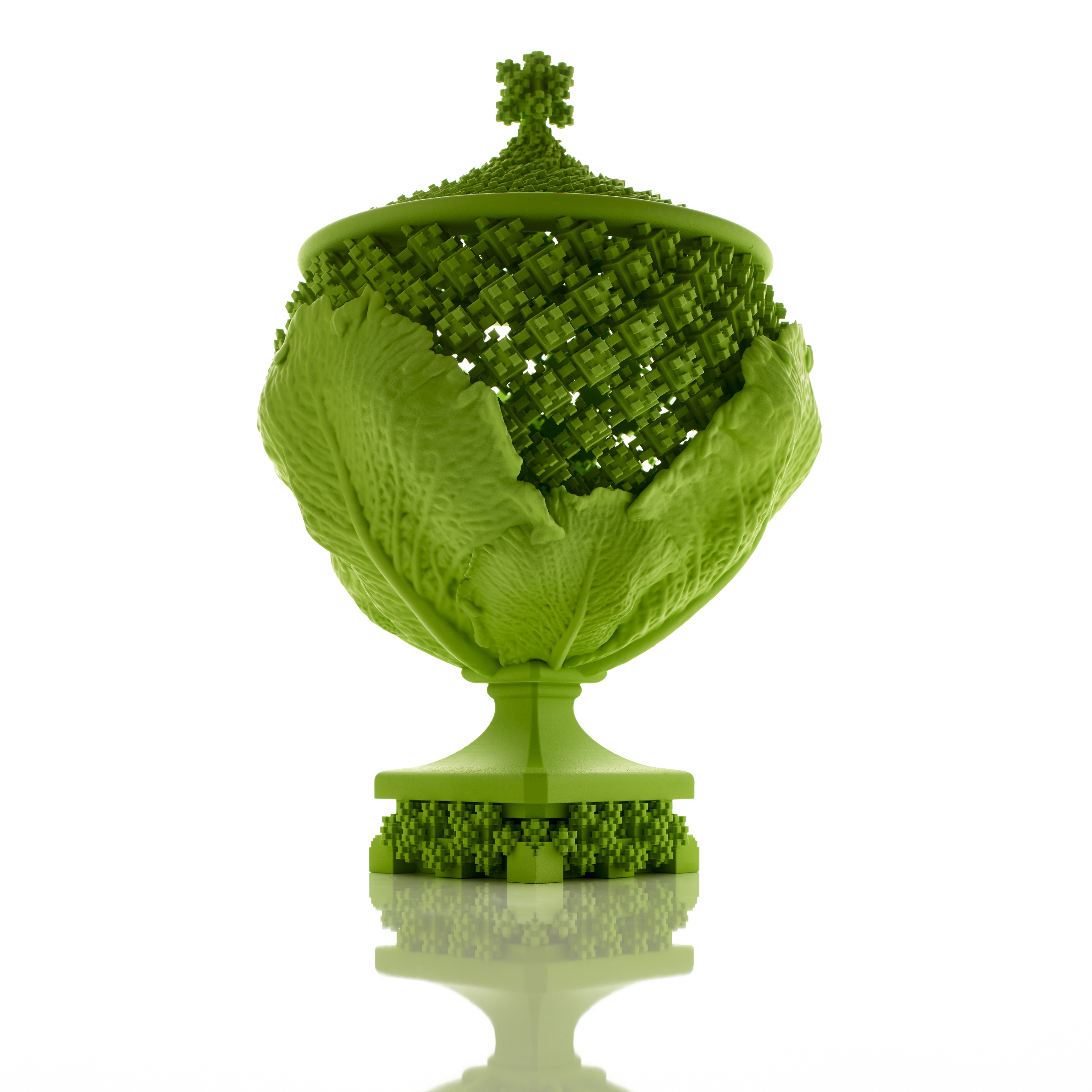 Romanesco Vase I