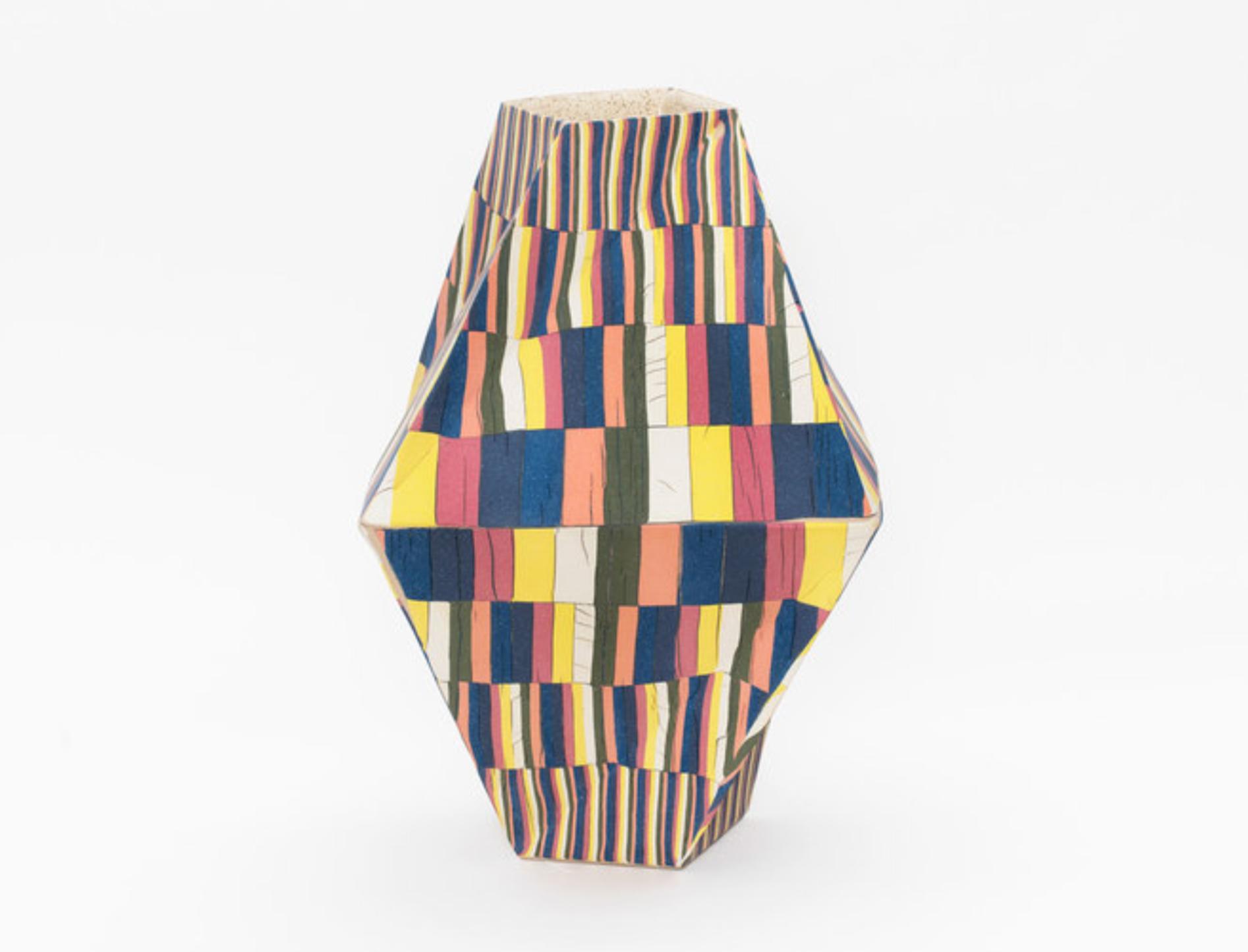Untitled Vessel (Twisted Box)