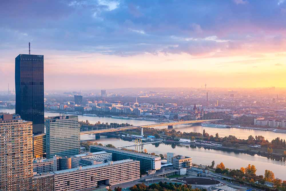 Why is Vienna a great place for tech companies?