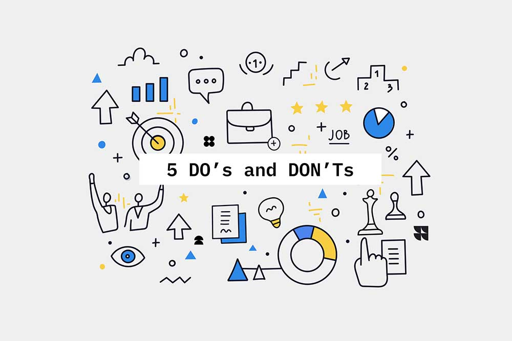 5 DO's and DON'Ts when building a successful employer branding strategy