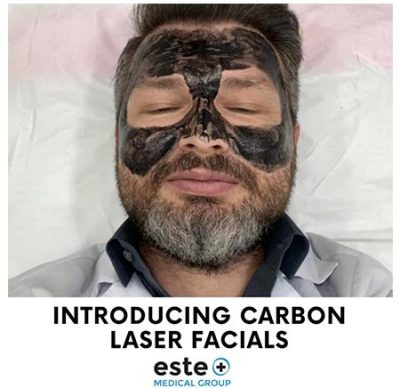 Achieve skin goals with the Carbon Laser Facial