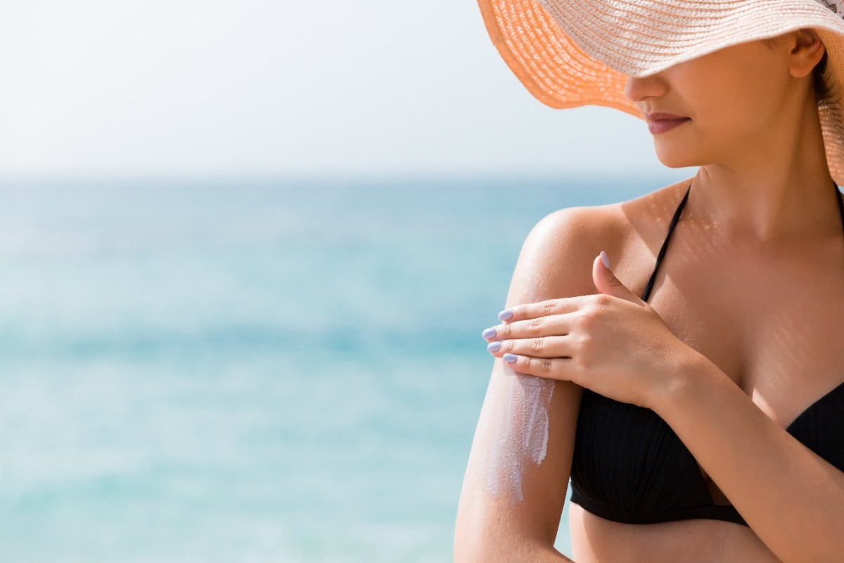 sun damage treatment Glasgow