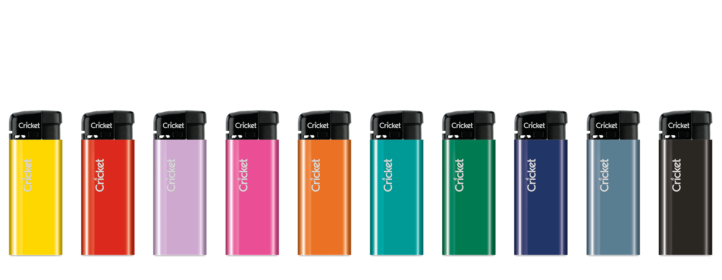 The original mini lighter in it's classic finish. Fits into every moment.