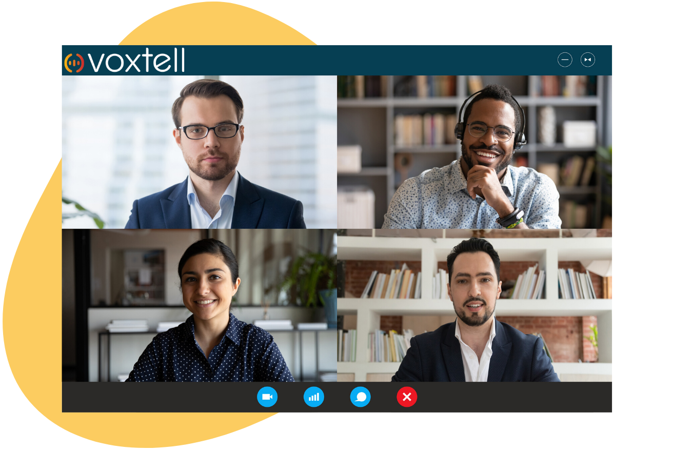 Voxtell Video Meeting