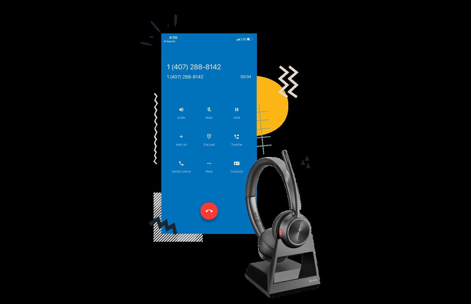 Voxtell Contact Center App