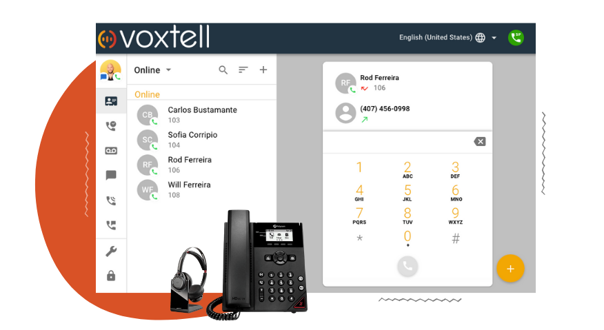 Voxtell Cloud Contact Center