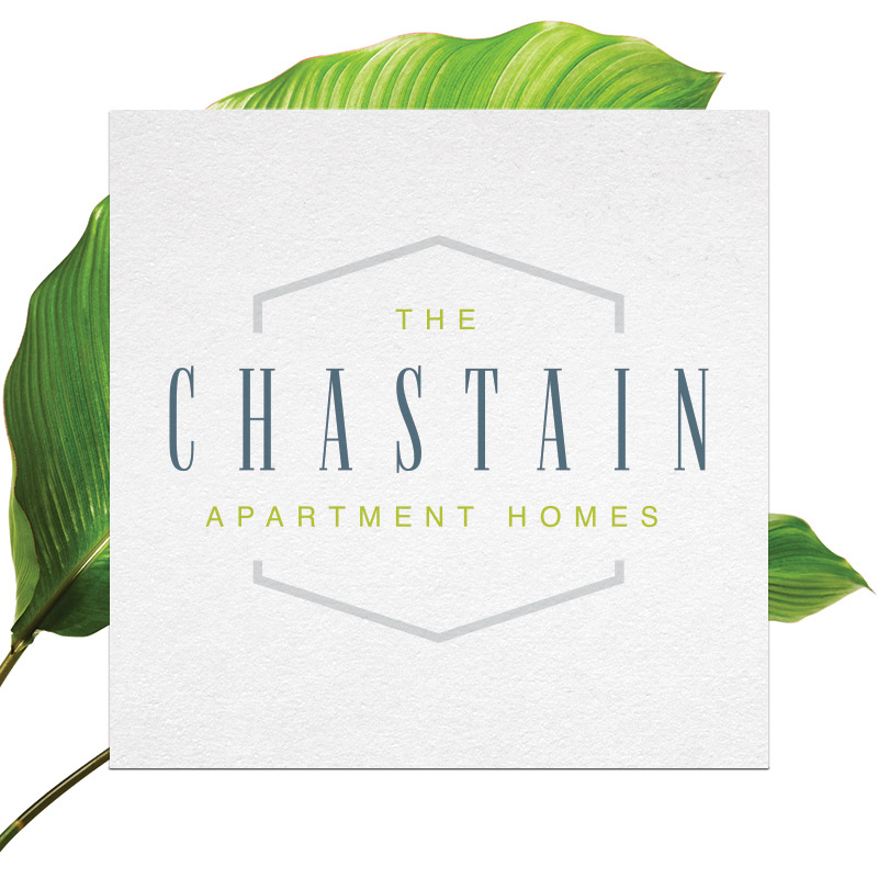 Chastain Logo on Light Background
