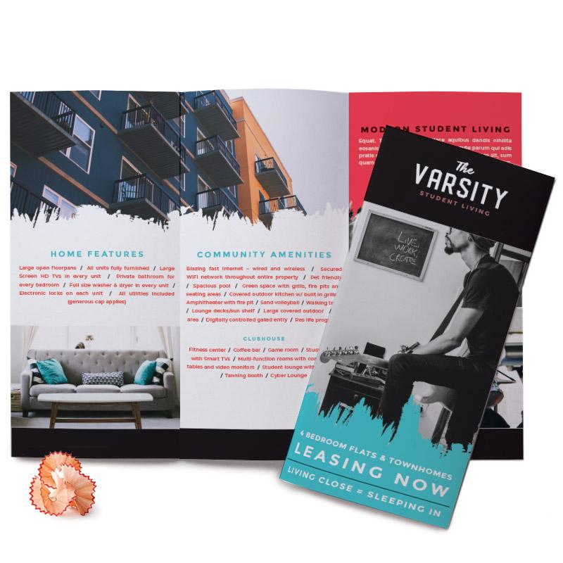 Varsity TriFold