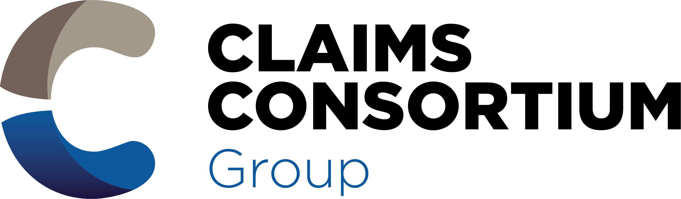 Claims Consortium Group Logo in Full Colour