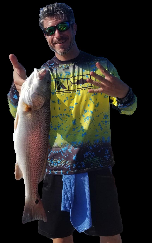 daniel redfish 3d image