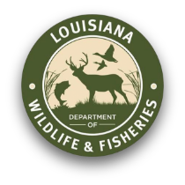 louisiana wildlife logo