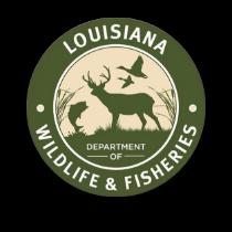 louisiana wildlife logo