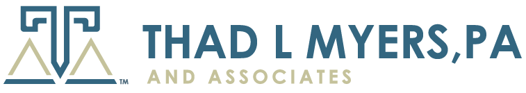 Thad Myers PA Logo