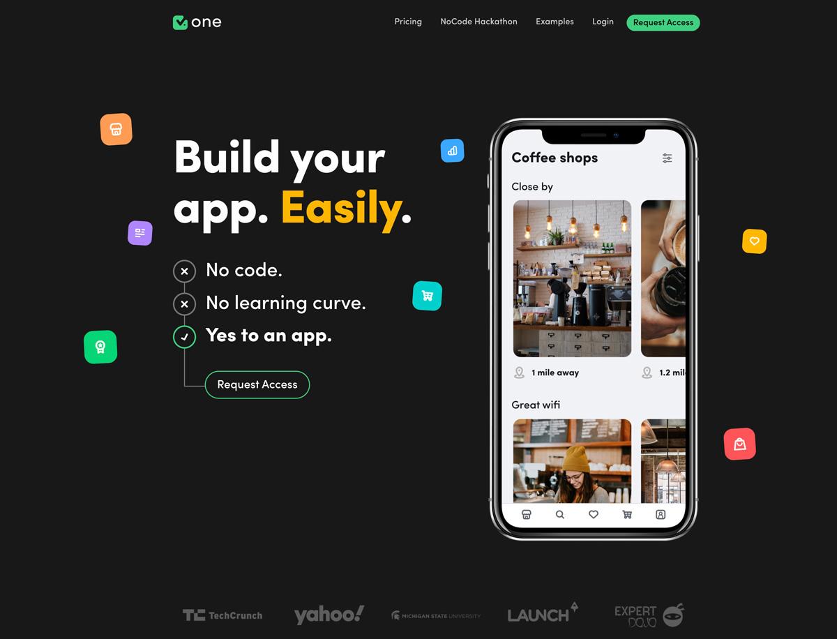 Rebuilding The V.One Marketing Site in Webflow