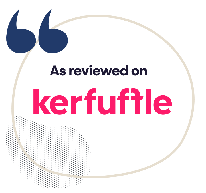 As reviewed on Kerfuffle