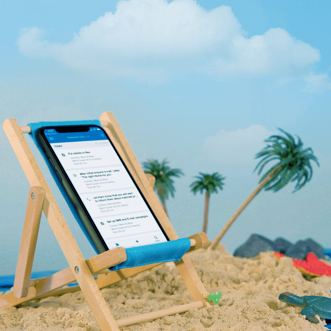 Take your CRM anywhere