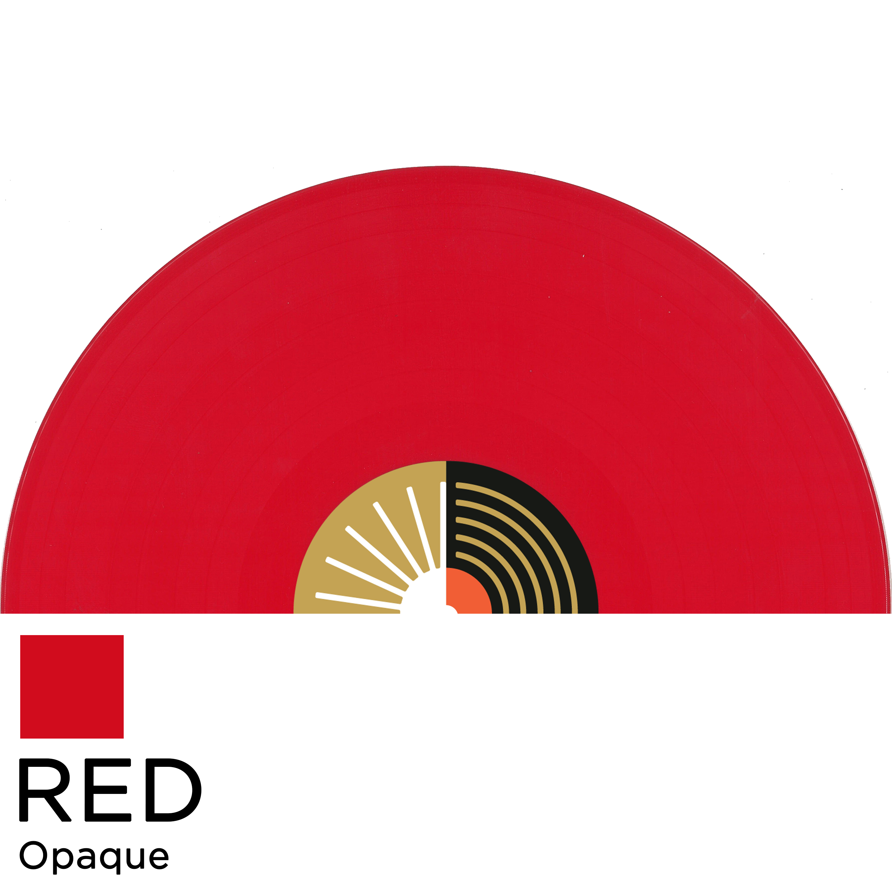 Opaque Red