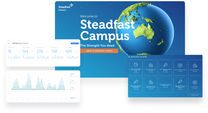 Steafast Campus Learning Management System