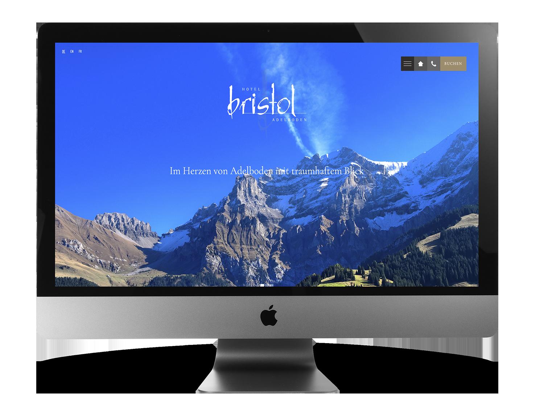 Hotel Webdesign auf Mass Philippe Hahn Webdesigner